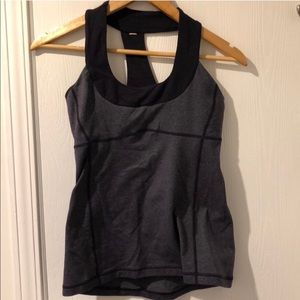 Lululemon Scoop Out tank